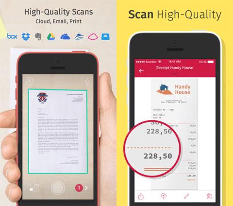 Scanbot | PDF Scanner