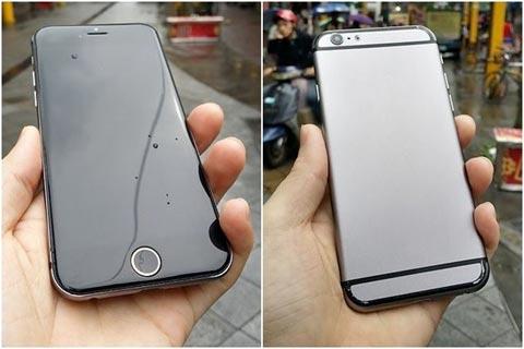 Supuesto iPhone 6