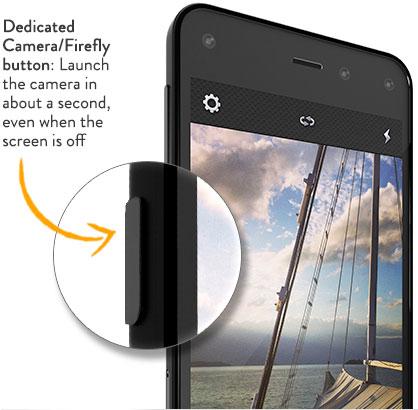 Botón Firefly para cámara
