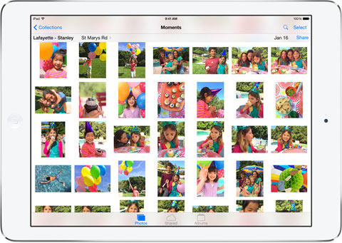 iCloud Photo Drive