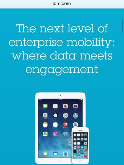 IBM y Apple juntos