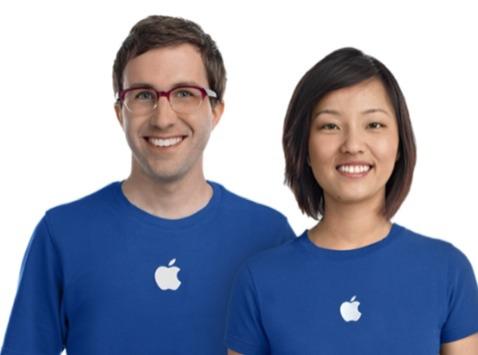 Empleados de Apple