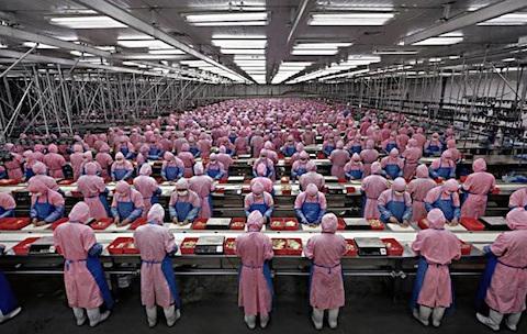 Fábricas de Foxconn