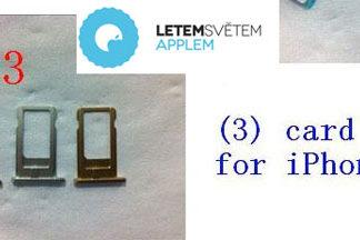 Supuesta bandeja de la tarjeta SIM del iPhone 6