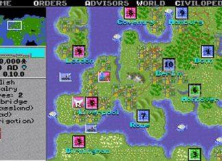Civilization para Amiga