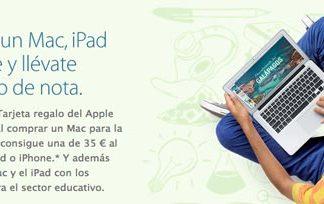 Promoción escolar de Apple