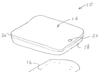 Patente de iPhones de Cristal