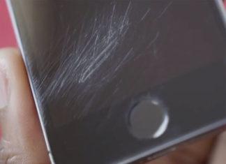 Lijando el iPhone 5S (ouch!)