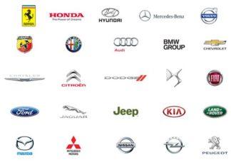 Marcas de Car Play
