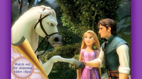 Tangled: Storybook Deluxe
