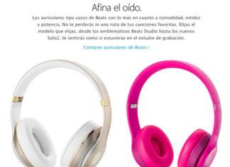 Auriculares de Beats
