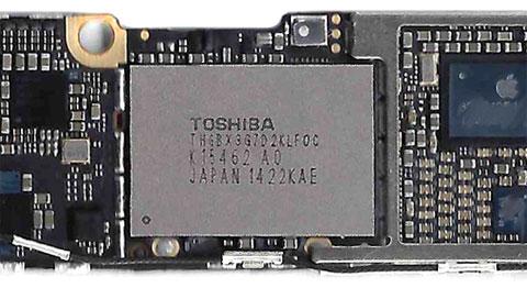 Chip de Toshiba