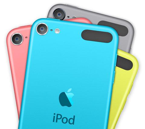 iPod t ouch de quinta generación