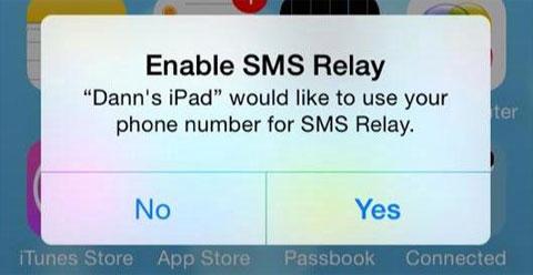 Permiso para acceder a los SMS