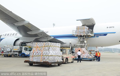 iPhone 6 siendo cargados