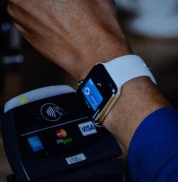 Pagando con el Apple Watch