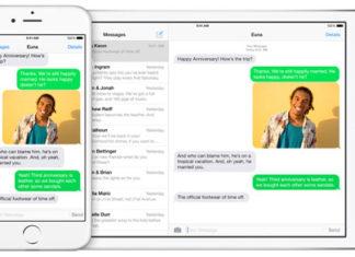 App de Mensajes con Continuity