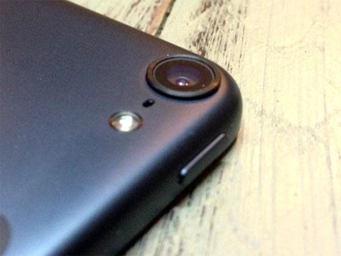 Cámara del iPod touch de quinta generación