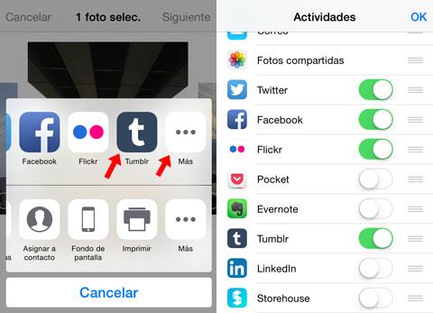 Extensiones de iOS 8