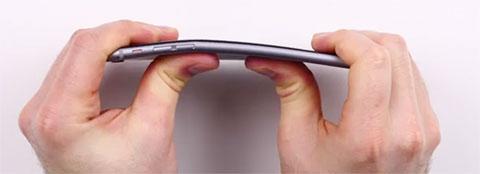 iPhone doblado