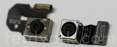 Módulos de cámara