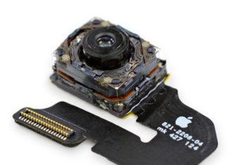 Módulo de la cámara del iPhone 6 Plus