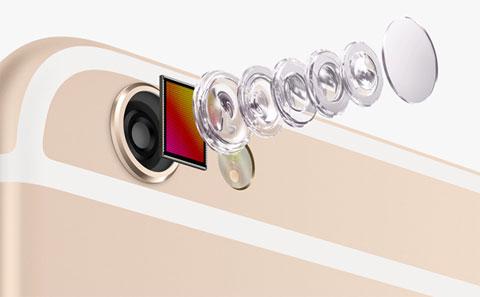 Nueva cámara del iPhone 6
