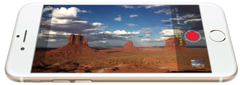 iPhone 6 dorado