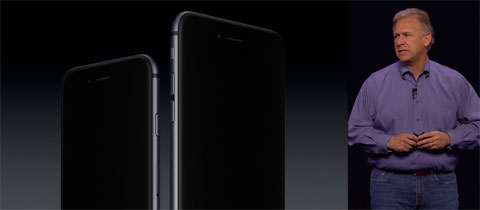 Keynote de presentación del iPhone 6