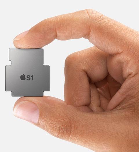 Chip S1 de Apple