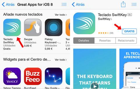 Swift en la App Store