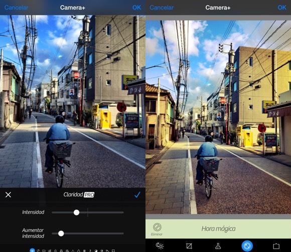 Camera+ en la App de Fotos