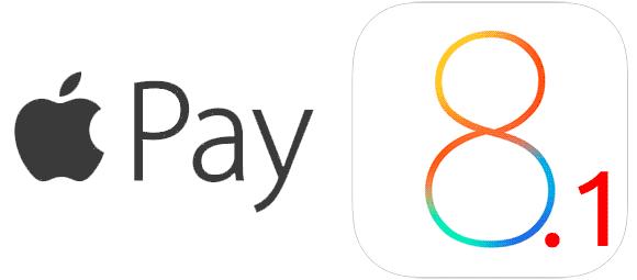 Apple Pay e iOS 8.1