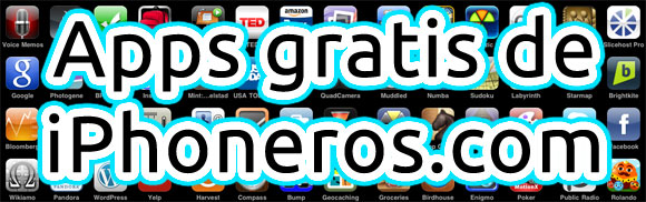 9 Apps gratis para iPhone por tiempo limitado (25-3-15)