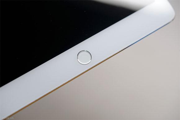 Botón Home con Touch ID en el iPad Air 2