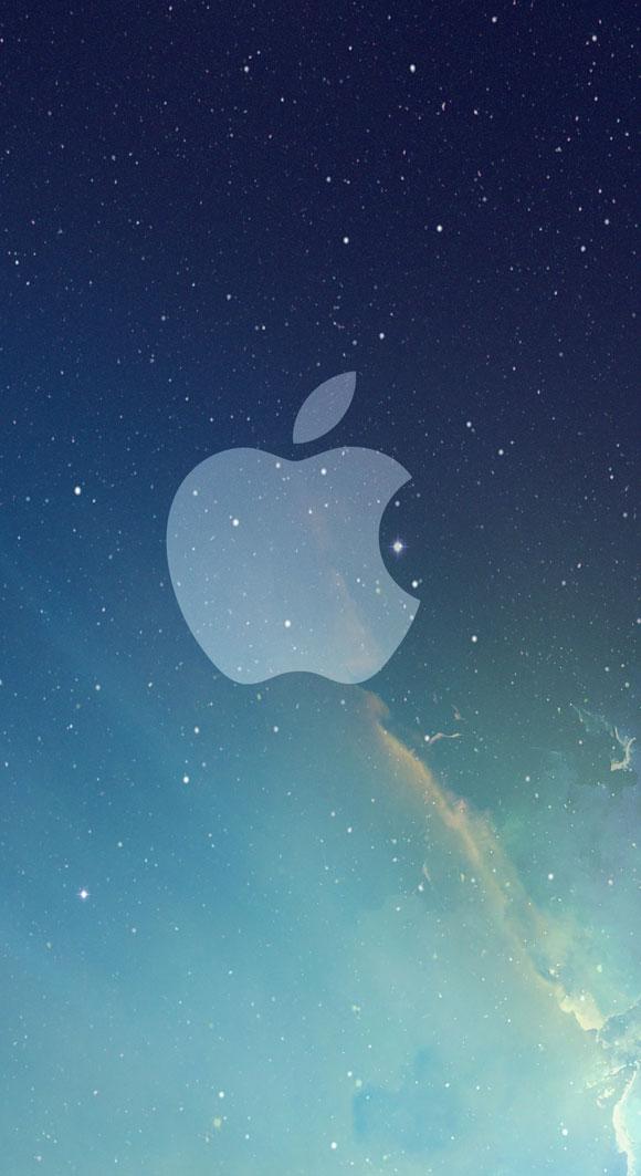 Fondo de pantalla semanal estrellas con el logo de apple for Buscar fotos para fondo de pantalla