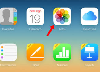 WebApp de Fotos en la beta de iCloud.com