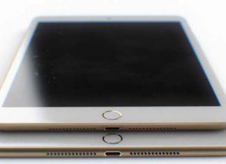 iPad dorado de Martin Hajek