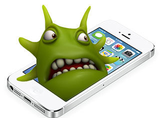 Bugs en el iPhone
