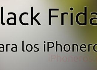 Black Friday para los iPhoneros