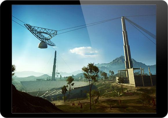 Battlefield 4 en iOS
