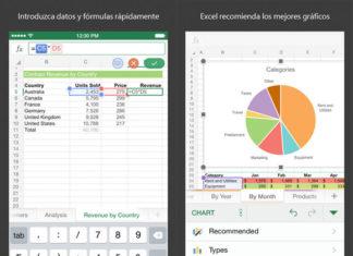Excel para iPhone