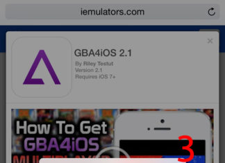 GBA4iOS 2.1