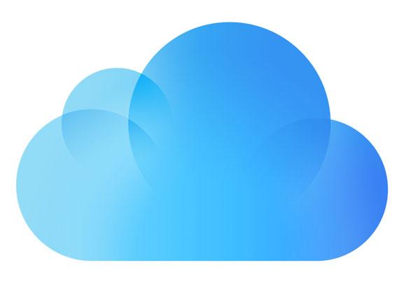 Nube de iCloud