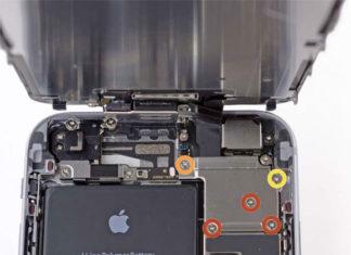 iPhone 6 por dentro
