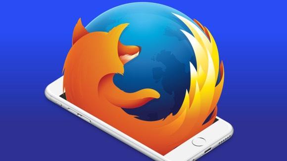 Firefox para iPhone