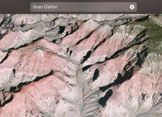 El Gran Cañón del Colorado en Flyover