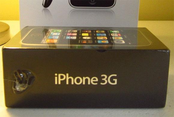 iPhone 3G precintado