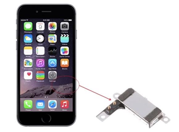 Vibrador iPhone 6 Plus