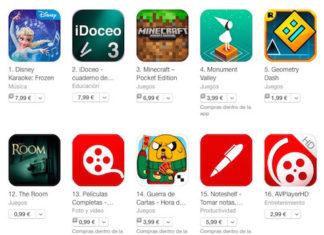 Precios de la App Store